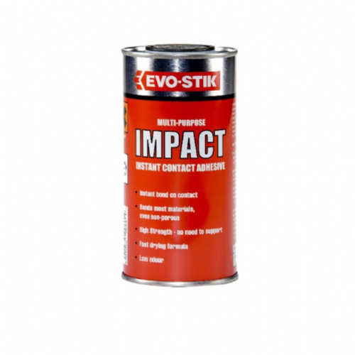 Evo-Stik Impact Contact Adhesive Tin 500ml